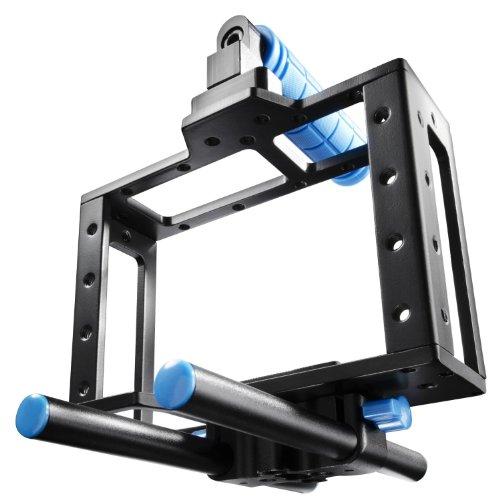 SunSmart Aluminum DSLR Camera Rig Cage for DSLR Camera/Video 5D Mark II (5d Mark Ii Rig compare prices)