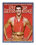 Michael Phelps SI Cover Autographed 16x20 Photograph