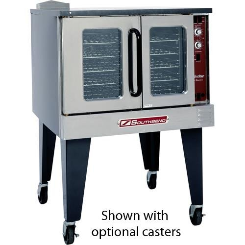 Southbend - Slgb/12Cch - Silver Star Single Bakery Depth Gas Convection Oven W/ Cook & Hold Control