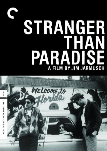 Cover art for  Stranger Than Paradise (The Criterion Collection)