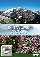 Die Alpen von oben - Die S�dalpen