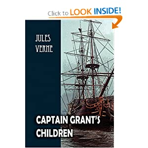 Captain Grant's Children - Jules Verne