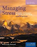 img - for Managing Stress: Principles and Strategies for Health and Well-Being book / textbook / text book