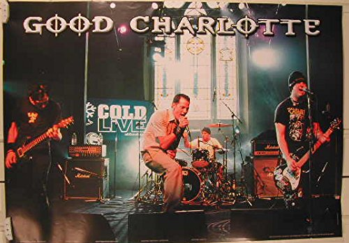 Good Charlotte-61 x 88 cm/Poster mostra