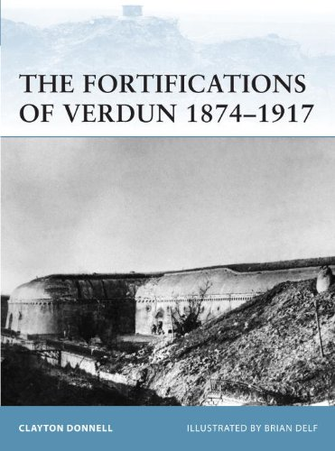 Fortifications of Verdun 1874-1917 (Fortress)