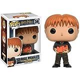 Funko Harry Potter George Weasley Pop Figure (Color: Orange, Tamaño: Standard)