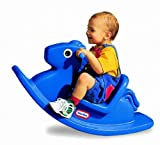 Little Tikes Rocking Horse Blue