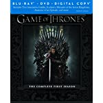 [US] Game of Thrones: Season 1 (2011) [Blu-ray + DVD + UltraViolet]