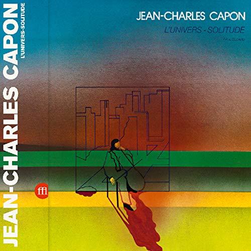 Vinilo : JEAN-CHARLES CAPON - L'univers-solitude