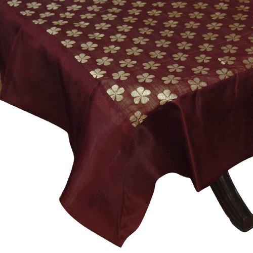 Organza Table Overlays Silk Table Protector (btc215)