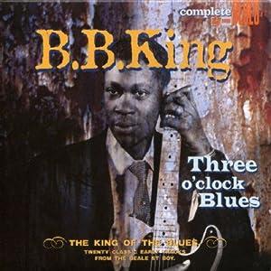 THREE O'CLOCK BLUES Tab - B.B. King | E-Chords