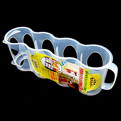 New Beer Or Soda Can Storage Holder Kitchen Fridge Space Saver Organization Rack (Refrigerator Drink Holder compare prices)