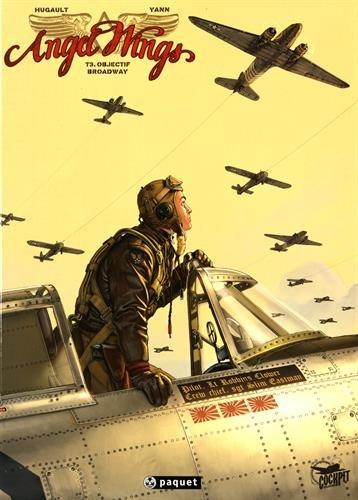 Angel wings (3) : Objectif Broadway