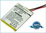 Battery for Apple iPOD Shuffle G2 1GB, 3.7V, 100mAh, Li-pl