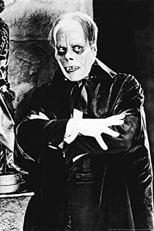 24x36 Poster Print Phantom of the Opera (1925) Lon Chaney