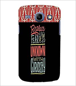 PrintDhaba Quote D-2680 Back Case Cover for SAMSUNG GALAXY MEGA 5.8 (Multi-Coloured)