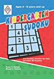 img - for Kindergarten Sudoku: 4x4 Sudoku Puzzles for Kids book / textbook / text book