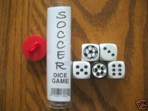Soccer Dice Games - 1