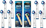 Braun Oral B Precision Clean Replacement Heads 4 Pack