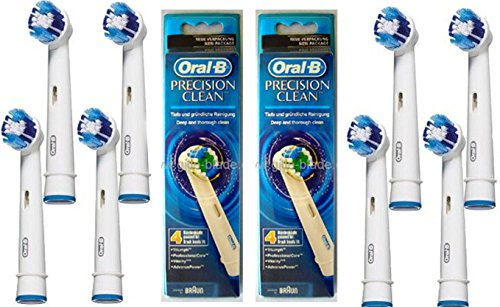 Braun Oral-B Precision Clean Bürstenköpfe,