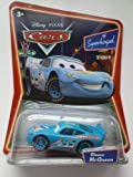Cars Character Car - Dinoco Lighting McQueen (#08)