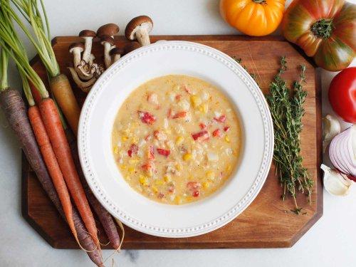 Dcuisine - Lobster & Corn Chowder (Gluten-Free) - 4
