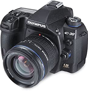 Olympus E30 12.3MP Digital SLR with Image Stabilization with 14-42mm f/3.5-5.6 Lens