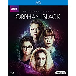 Orphan Black Complete Collection [Blu-ray]