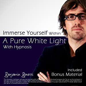 Immerse Yourself Within a Pure White Light Speech