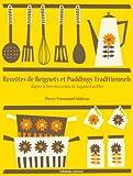 Recettes de Beignets et Puddings Traditionnels (Les recettes d'Auguste Escoffier t. 2) (French Edition)