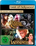 Best of Hollywood - 2 Movie Collector's Pack 11 (Der dunkle Kristall / Die Reise ins Labyrinth) [Blu-ray]