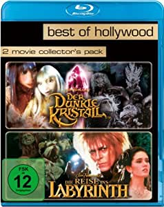 Best of Hollywood-2 Movie Collector's Pack 11 [Blu-ray] [Import allemand]