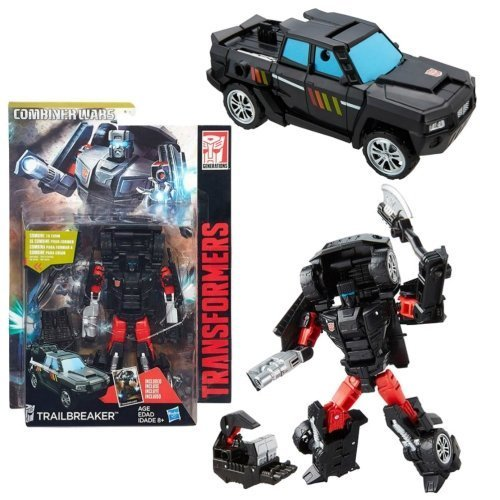 Transformers Generations Deluxe Trailbreaker Action Figure by Transformers