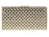 Easter sale New diamond Box Lady Party Dinner Evening Clutch bag Wedding Prom 667