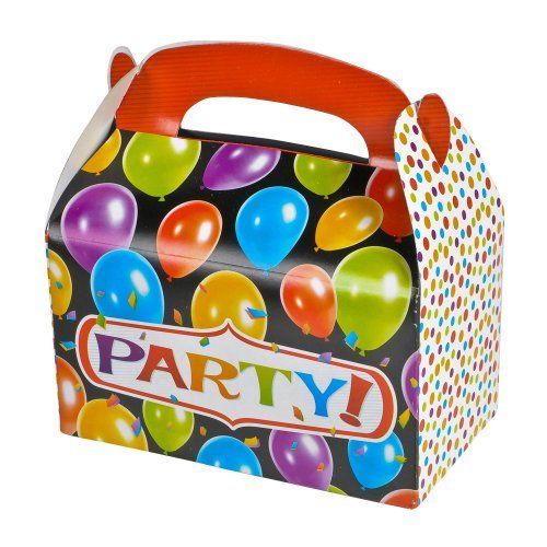 Party Treat Boxes (pack of 12) - 1