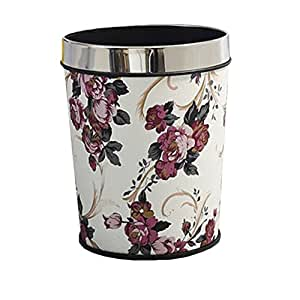 Kitchen living room bathroom trash can large Large kitchen trash can with lid