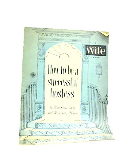 how-to-be-a-successful-hostess-a-house-wife-book