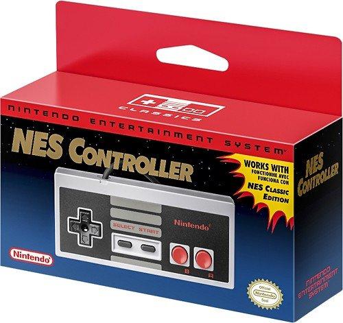 Nintendo NES Controller Classic Edition ファミコン NES クラシック版ファミコンコントローラー [並行輸入品]