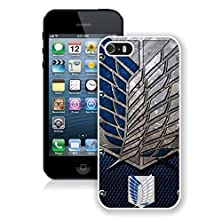 buy New Unique Designed Cover Case For Iphone 5S With Scouting Legion Iphone 5S White Phone Case 390