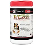 Thomas Labratories Diatomaceous Earth Shaker, 12-Ounce