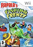 echange, troc ACTIVISION BLIZZARD RAPALA FISHING FRENZY WITH ROD