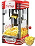 Nostalgia Electrics Coca Cola Series RKP630COKE Kettle Popcorn Maker