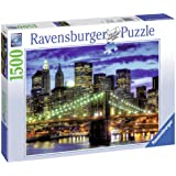Ravensburger New York City Skyline Puzzle (1500 Pieces)