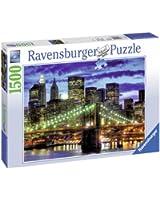 Ravensburger - 16272 - Puzzle - Skyline New York - 1500 pièces