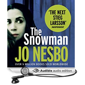 The Snowman: A Harry Hole Thriller, Book 7 (Unabridged)