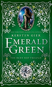 Book Cover Emerald Green by Kerstin Gier
