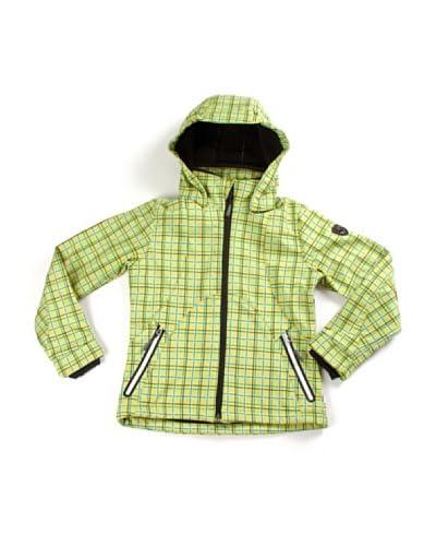 Cmp F.lli Campagnolo Girl Softshell Giacca [Verde]