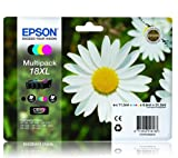 T1816 Epson 18XL Multipack Original Ink Cartridges C13T18164010 Daisy Series