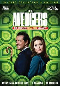 The Avengers: The Complete Emma Peel Megaset