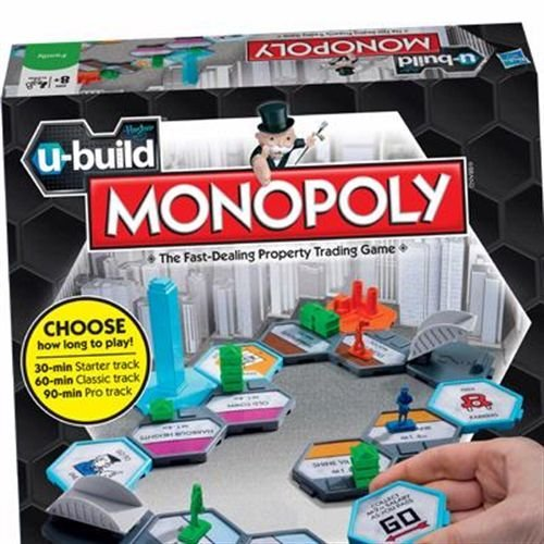 U-Build Monopoly (age: 8 years and up) - 1